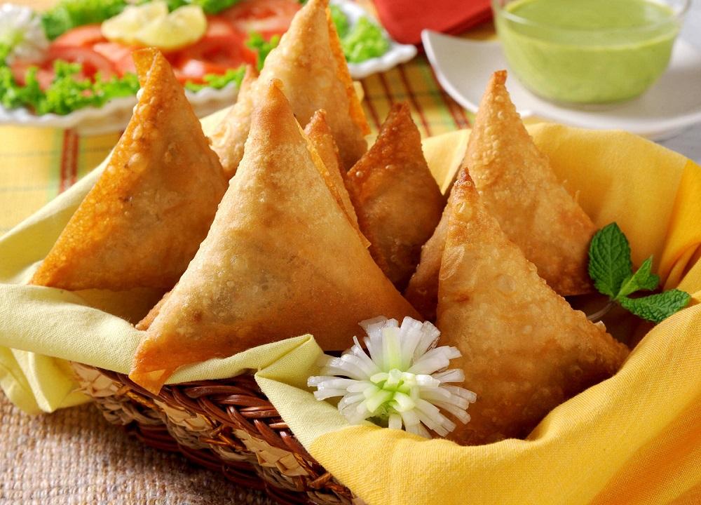 سمبوسه عربی  | غذای عربی خوزستان