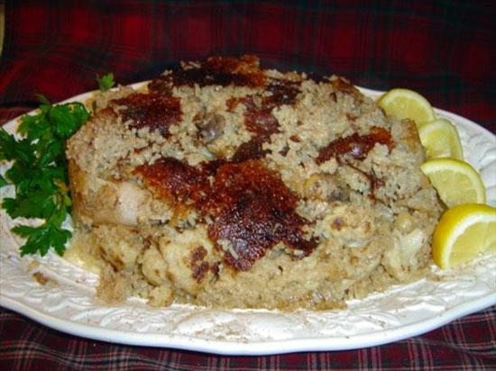 مجدره لبنانی  | غذای عربی خوزستان