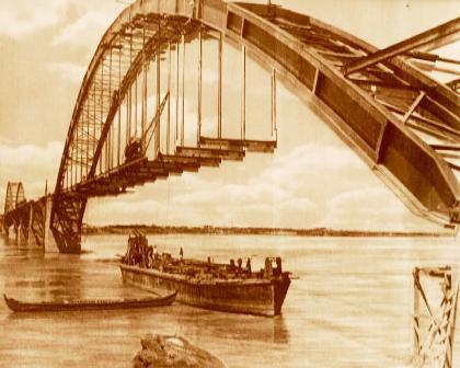 عکس قدیمی از شهر اهواز