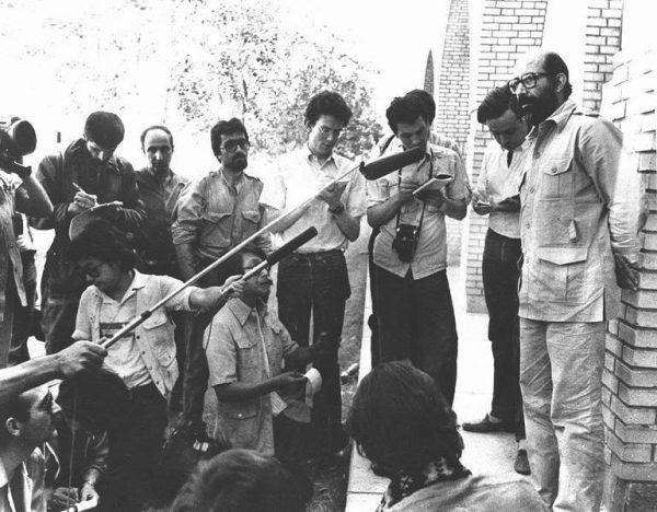 سیزدهم مهرماه سال پنجاه و نه ، مصاحبه دکتر چمران با خبرنگاران خارجی | اهواز قدیم