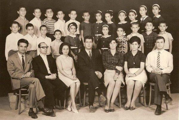 مدرسه ارامنه کارون اهواز | اهواز قدیم