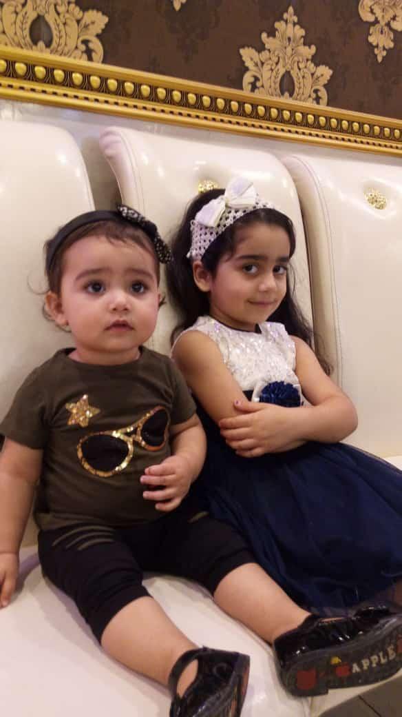 مرگ فاطمه و هانیه علت مرگ دو کودک اهوازی |  هانیه و فاطمه دختران خردسال اهوازی
