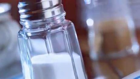 طرز تهیه نمک خوراکی