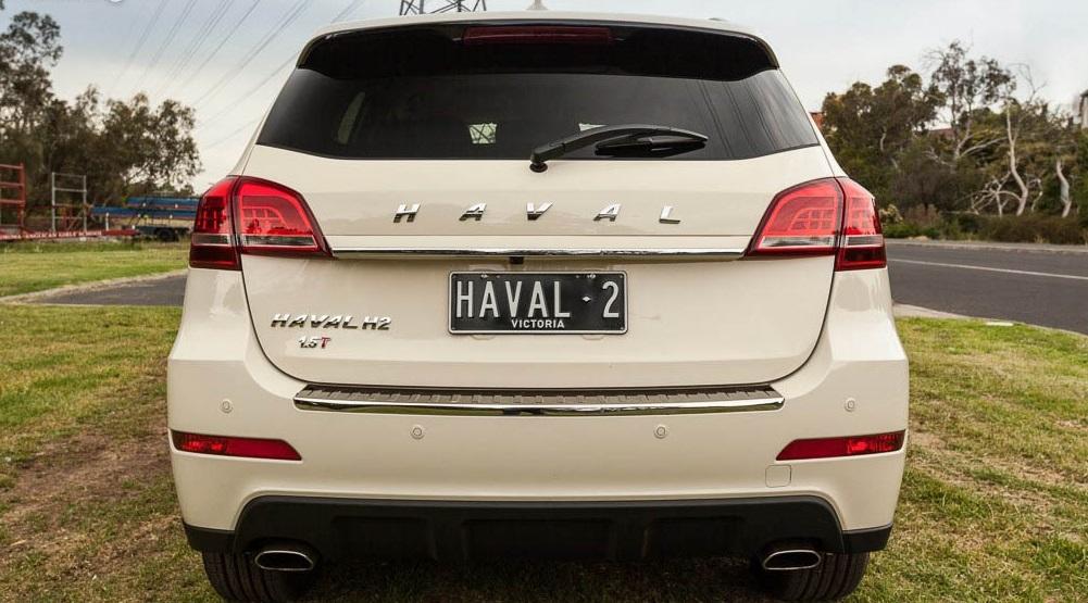 مشخصات فنی هاوال h2