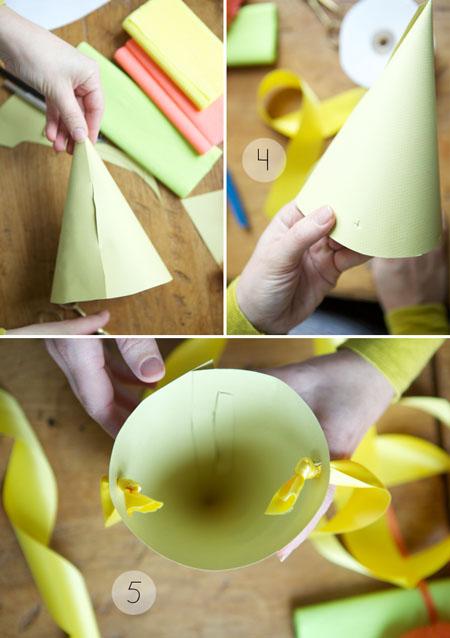 درست کردن کلاه تولد | آموزش کودکانه