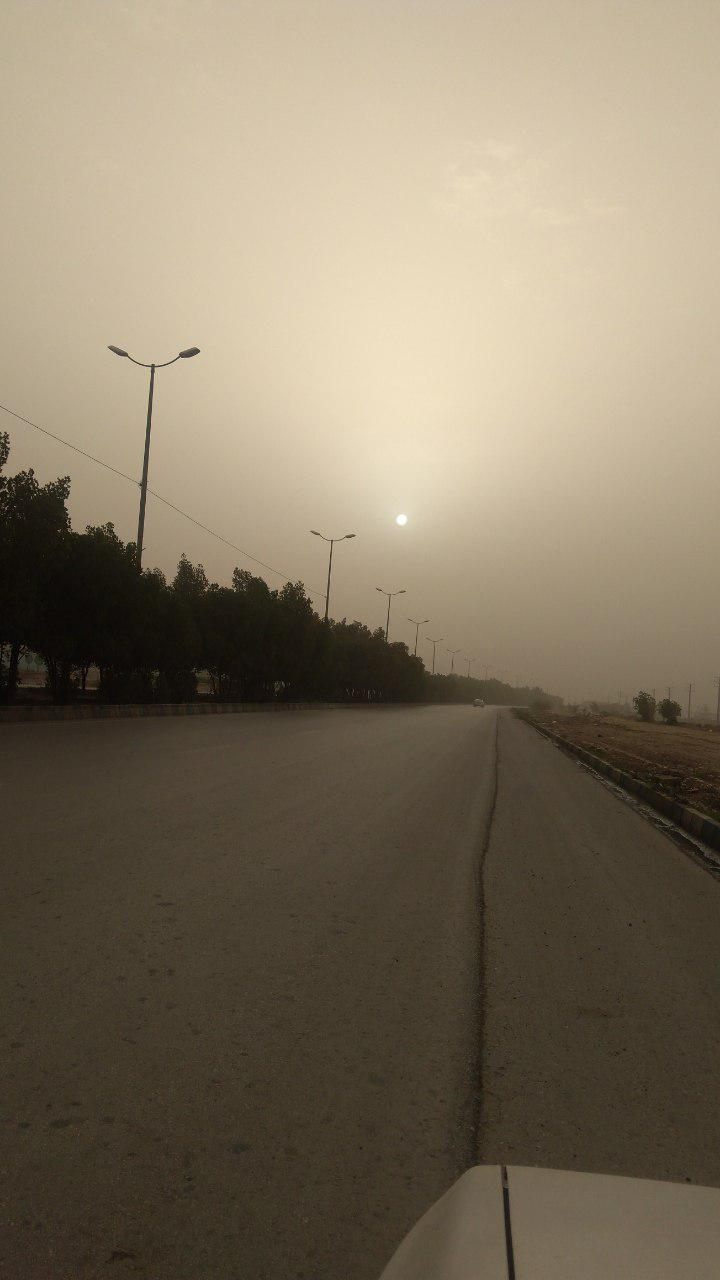 خوزستان همچنان در انتظار بودجه مقابله با گردوغبار