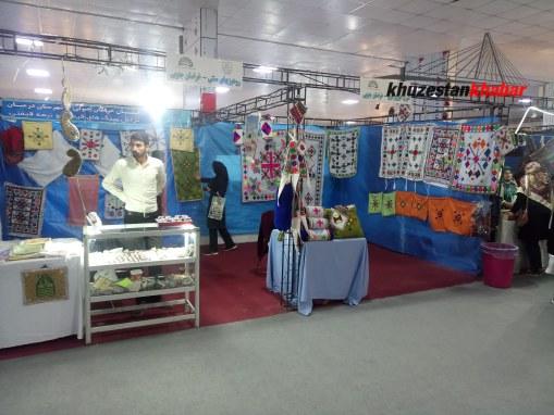 International Ahwaz Exhibition 2 گزارش تصویری از  نمایشگاه صنایع دستی اقوام ایرانی در نمایشگاه بین المللی اهواز