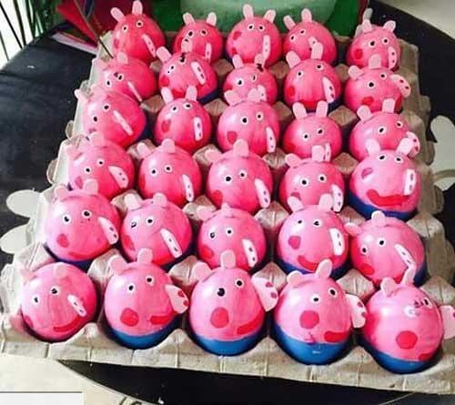 آموزش تزیین تخمه مرغ هفت سین 98tokhmemorgh khook 8 آموزش تزیین تخمه مرغ هفت سین 98