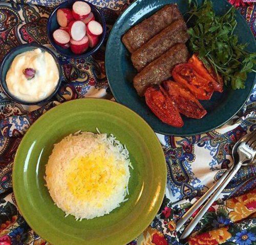 طرز پخت کتلت گوشت 2