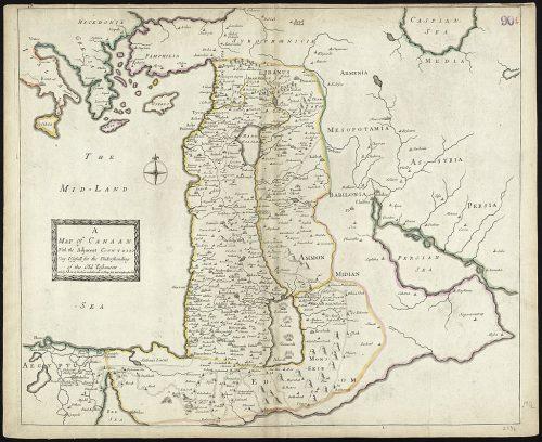شهر کنعان کجاست