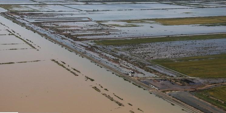 145 روز پس از سیل خوزستان؛کشاورزان چشم انتظار پرداخت خسارت