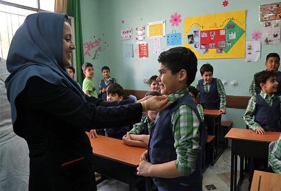 جبران مشکل کمبود معلم در خوزستان با ۲ نوبته کردن مدارس