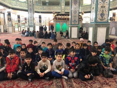 پیش دبستانی و دبستان پسرانه دوره اول نوید صالحین خوزستان (5)